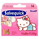 Plastry SALVEQUICK Hello Kitty *14 szt.