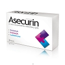 Asecurin *20 kaps.