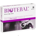 Biotebal  5 mg 30 tabl.
