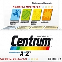 Centrum  A do Z Multiefekt *100tabl.