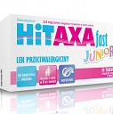 Hitaxa Fast Junior 2,5mg *10 tabl.