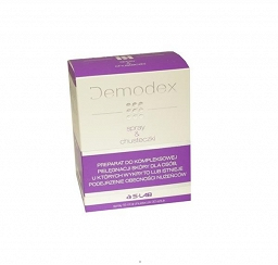 DEMODEX Spray & chusteczki 15 ml 15 ml