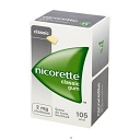 Nicorette 2mg guma do żucia *105 szt.