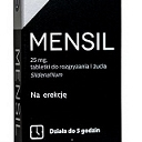 Mensil 25mg *2 tabl.