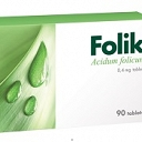 Folik 0,4 mg *90 tabl.