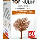 Topinulin Diabetes tabl. 60 tabl.